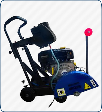 Cortadora de piso para Concreto y Asfalto MPQ350 Mpower
