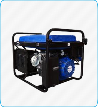 Generador Portátil Mpower mod. 8000