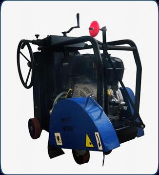 Cortadora de piso para Concreto y Asfalto MPQ450 Mpower