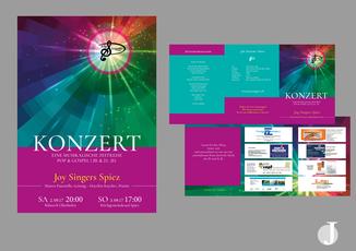 Gestaltung Konzept Design Flyer Printmedien Berner Region