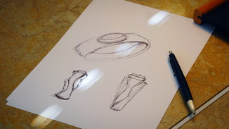 JR Schmuck Online von der Handskizze zum fertigen Schmuckstück