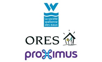 SWDE, Ores et Proximus