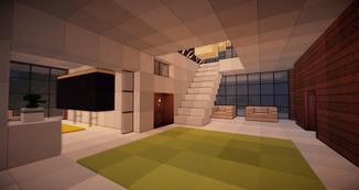 Minecraft Eingang