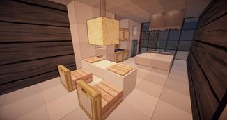 Minecraft Küche