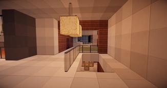 Minecraft Treppenhaus