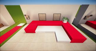 Minecraft Couch