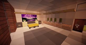 Minecraft Schlafzimmer