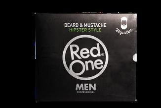 RED ONE MEN Bartpflege