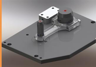 Messvorrichtunge für Pleuel - präzise Messtechnik Knäbel