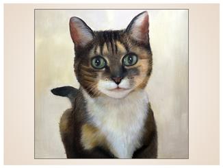 auftragsmalerei-inna-bredereck-acrylgemaelde-katzenkopf-kater-katzenaugen-katzenportrait-kunstwerk
