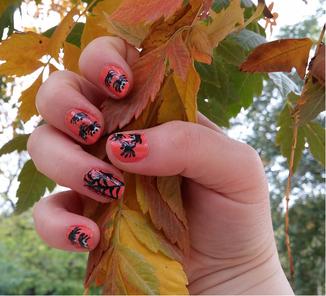 nailart-halloween