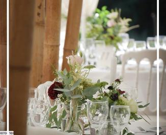 mariage dans un château se marier dans un chateau île de france mariage chic et champêtre mariage romantique chic domaine et forêt île de france location de chapiteau bambou pour mariage paris