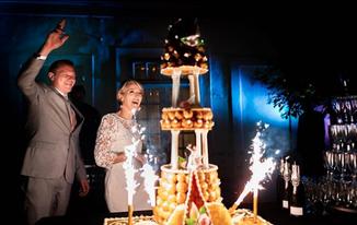 mariage chateau chapiteau bambou french wedding style venueproche de paris île de france location chateau mariage