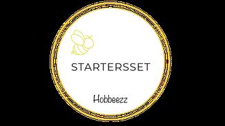Startersset voor het schilderen met bijenwas / encaustic art