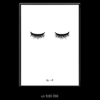 Kunstdruck SLEEP kaufen
