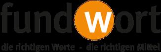 Das Logo von fundwort als Wort und Bildmarke eingetragenes Markenzeichen