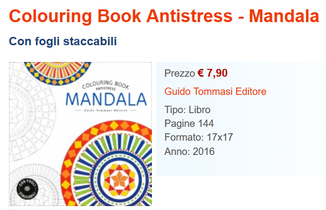 Coloring Book Antistress