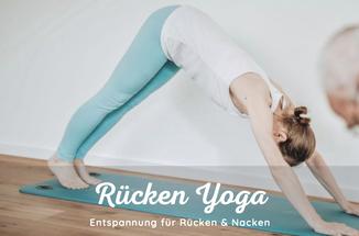 Yoga zur Entspannung von Rücken & Nacken in Hernals, 1170 Wien