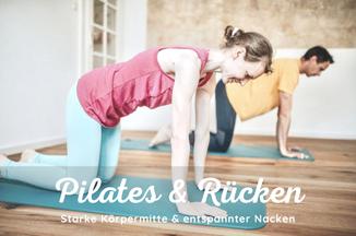 Das Online Rücken-Erfolgsprogramm für eine starke Körpermitte und einen entspannten Nacken