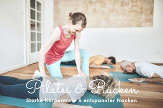 Online Pilates Kurse für eine gesunde Wirbelsäule und einen flachen Bauch aus Hernals, 1170 Wien