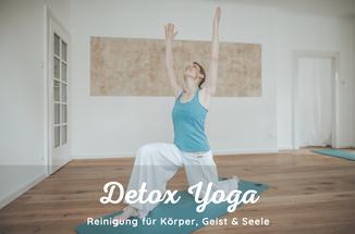 Detox Yoga Online Kurs zur Entgiftung und Reinigung von Körper und Seele in Hernals, 1170 Wien