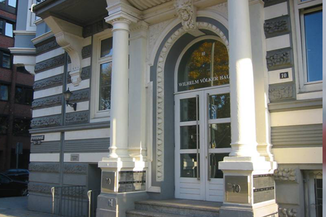 Der Sitz der NCL-Stiftung im Holstenwall
