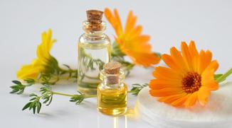 Abbildung von Blumen zur Phytotherapie zur naturheilkundlichen Therapie