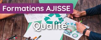 Formations qualité avec Ajisse Management
