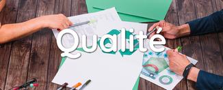 """Les compétences """"Qualité"""" de Ajisse Management"""