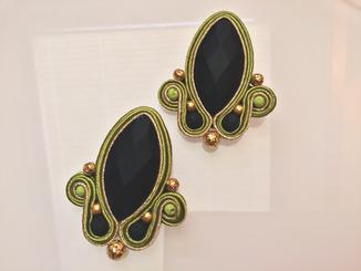 Statement-Ohrringe Biora by Kinari Handmade Jewellery Designer