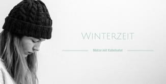 Winterzeit, Strickmützenzeit
