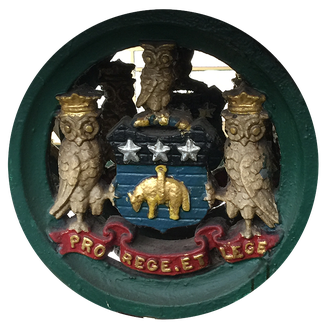 Stadtwappen Leeds_Kirkgate Market 2019_copyright Sabine Held