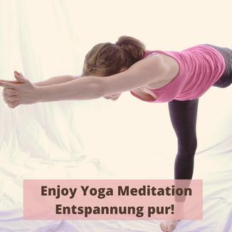 Nicole Wendland Online Studio Yoga Meditaton Entspannung