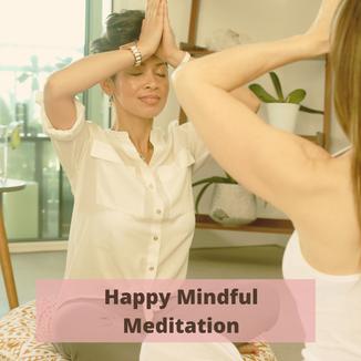 """Nicole Wendland Online Kurs """"Happy Mindful Meditation"""""""