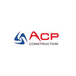 LSZ Communication-Graphiste-Directrice artistique freelance Nantes-Logo-ACP Construction-BTP