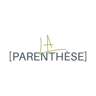 LSZ Communication-Graphiste-Directrice artistique freelance Nantes-Logo-La Parenthèse-Hôtel Ibis-St Herblain