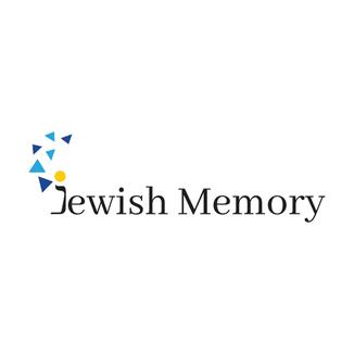LSZ Communication-Graphiste-Directrice artistique freelance Nantes-Logo-Jewish Memory