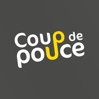 LSZ Communication-Graphiste-Directrice artistique freelance Nantes-Logo-Ville de Quimper-Coup de Pouce