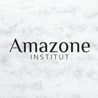LSZ Communication-Graphiste-Directrice artistique freelance Nantes - Logo-Amazone Institut-Esthéticienne - Trégunc