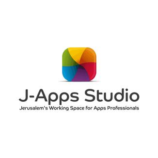 LSZ Communication-Graphiste-Directrice artistique freelance Nantes-Logo-J-Apps Studio-Working space-Jerusalem