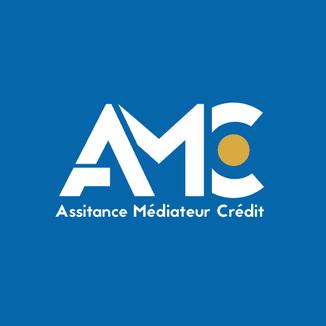LSZ Communication-Graphiste-Directrice artistique freelance Nantes-Logo-AMC-Assistance Médiateur crédit