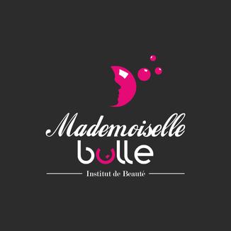 LSZ Communication-Graphiste-Directrice artistique freelance Nantes-Logo-Mademoiselle Bulle-Saint Aignan de Grand Lieu