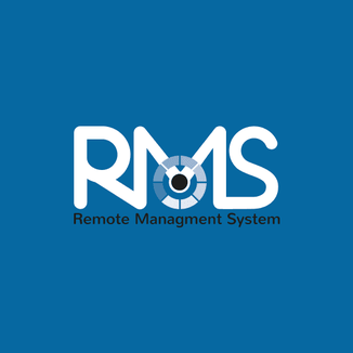 LSZ Communication-Graphiste-Directrice artistique freelance Nantes-Logo-RMS-Remote Management System-Israel