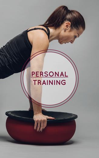 Personal persönliches Training individuell Kraft Ausdauer Muskelaufbau