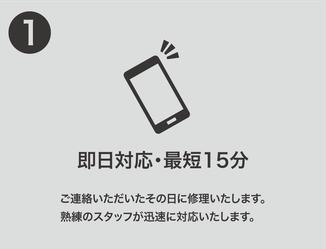 福岡 iPhone修理