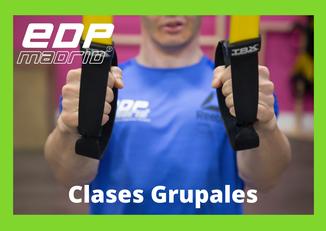 Clases Grupales EDPmadrid