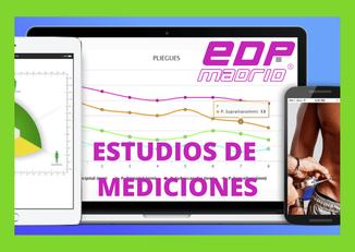 Estudio de mediciones en EDP Madrid