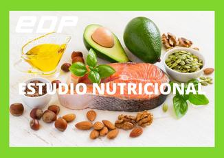 Estudio de nutrición EDPmadrid