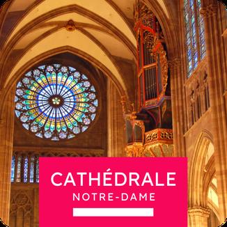 Visite guidée de la Cathédrale de Strasbourg pas cher