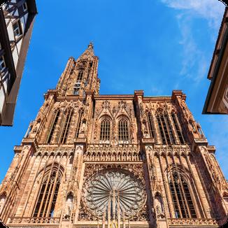 Tour de la Catedral de Estrasburgo en español